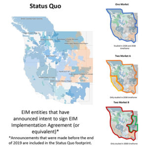 Potential market configurations for the west in 2030 (utah office of energy development and sandp global market intelligence) fi