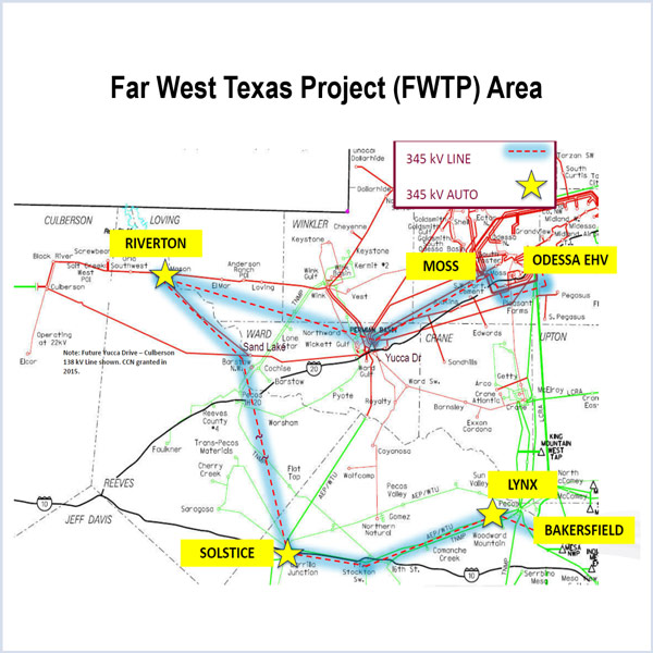 ERCOT board far west texas project