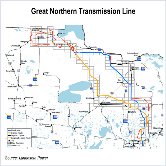 Great Northern Tx Line Granted Rate Incentives | RTO Insider