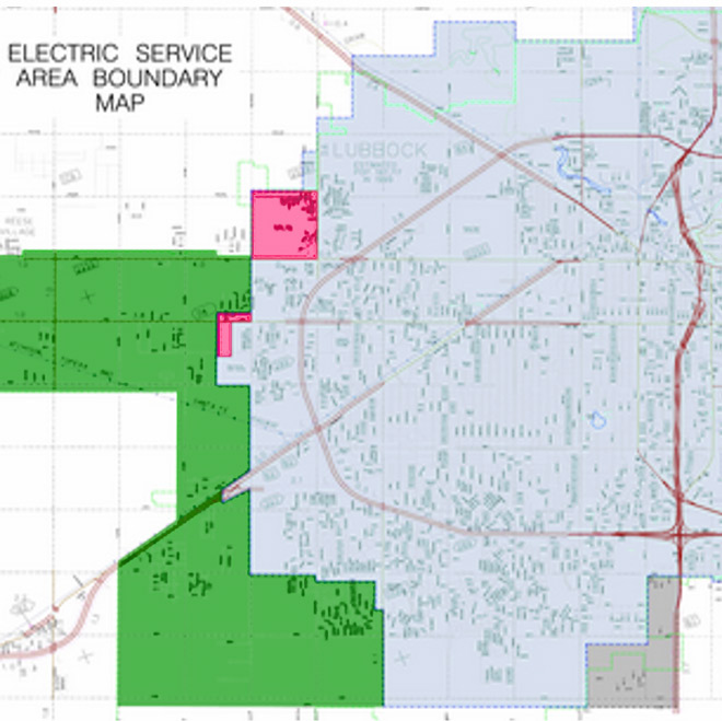 PUCT, ERCOT, SPP, Lubbock Power & Light