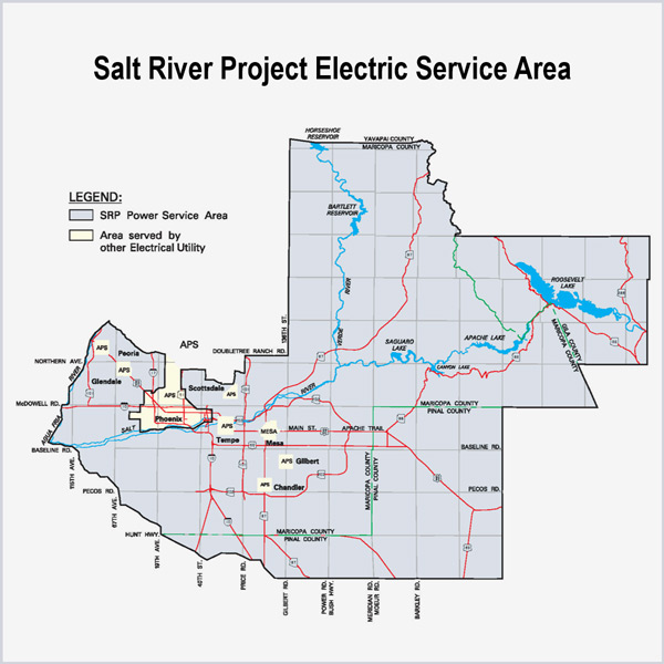 salt river project electric Salt river project's elected leaders on thursday voted in favor of a rate hike and new charges for solar customers as about 200 protesters of the measures gathered at.