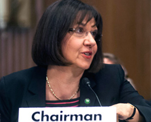 Cheryl LaFleur (Source: FERC)