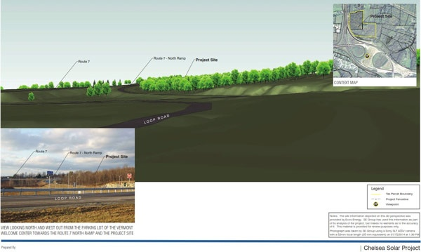 Solar Energy Project Schematic | Allco - new england clean energy contracts