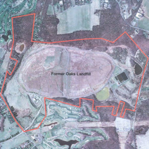 Former oaks landfill montgomery county planning department fi